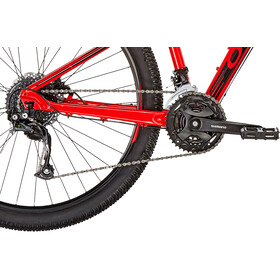 "ORBEA MX XS 40 27,5"" Niños, red-black"